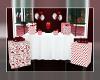 Valentines Wed GiftTable