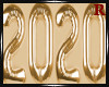 2020 Balloon Gold