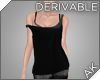~AK~ Oversized Tank Top