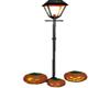 PUMPKIN LAMP CABIN (KL)