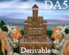 (A) Dragon Castle