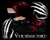(V) Crimson Braids