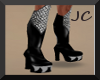 ~Kiss Gene Simmons Boots