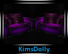 Violet Serenity Chairs
