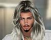 T- Macrina hair grey