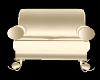 Cream Single Chair