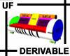 UF Derivable GIO Sofa