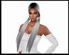 Zendaya I White & Silver