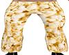 Popcorn suit trousers