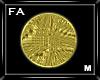 (FA)DiscoHeadV2M Gold3