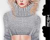 ! Crop Knit Sweater