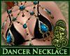 Dancer Necklace Topaz