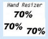 Hand Resizer 70%