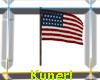 ~K~ Moving Flag-USA