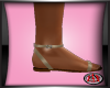 [JAX] TAN SWEET SANDAL