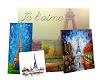 Art Show Paris Eiffel