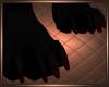 AnySkin Black&Red Paws