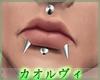 Face Piercing- Silver