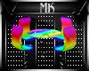 !Mk! Rainbow Floating