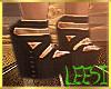 K| Black Out Heels