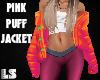 Pink Puff Jacket