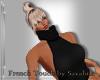 """SAV"" JANINE BLACK TOP"