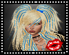 Silk Blonde Blue Scene