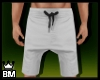 BM| Grey Shorts