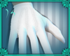 (IS) White Gloves