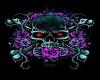 Black Skull Top
