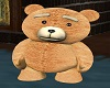 *p Beige Ted