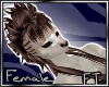 (F)Addax Mohawk Hair[FT]