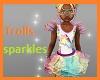 Kids Star Trolls Sparkle