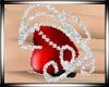 {RJ} Red Heart Ring M/R