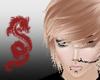 Blonde Earth Dragon hair