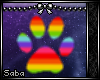 (: PawPrint .:Rainbow:.