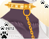 [Pets]LeashCollar|yellow