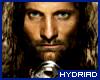 I <3 Aragorn sticker