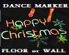 XMAS DANCE MARKER