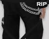 R. Strap pants