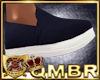 QMBR Vans Navy Blue