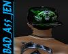 D3M3NT3D'S CUSTOM HAT