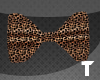 [Tam]Big leopard bow