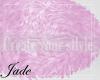 $J Fur Purple Rug