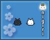-O- Cuddling kitties