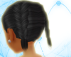 Cindered French Braids