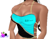 chained DJ top