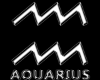 M  Aquarius Sticker