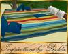 I~Beach Blanket+ Pillows