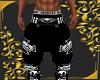 (A.F) skull /pants